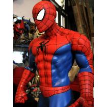 Spiderman Muñeco Super Gigante De 80cm !! Increible Figura!