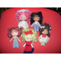 Muñecas De Frutillitas Del 80 Preciosas Mira