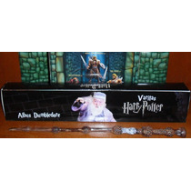 Varita Magic Wand Real Cosplay Harry Potter Sauco Dumbledore