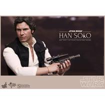 Star Wars Han Solo Hot Toys Exclusive En Stock