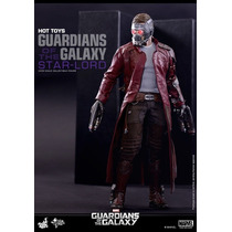 Hot Toys Guardianes De La Galaxia Star-lord Chris Pratt