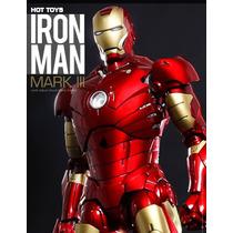 Hot Toys Iron Man Mark 3 Die-cast Para Retirar