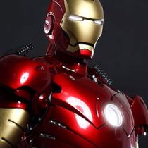 Iron Man Mark Iii - Hot Toys - Movie Masterpiece