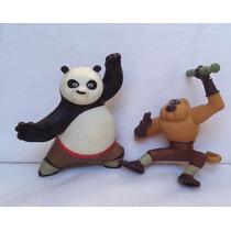 Kung Fu Panda Y Mono