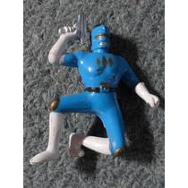 Figura De Los Power Rangers Muñequito De Plastico