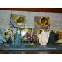 El Señor De Los Anillos. 6 Figuras. Burger King 2001