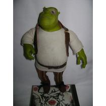 Shrek Tercero - Muñeco De Tela Ditoys 25 Cm