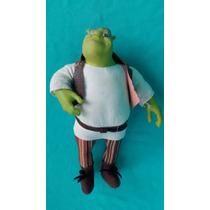 Shrek Tercero - Muñeco De Tela Ditoys 23 Cm