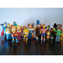 Muñecos De Los Simpsons De Coleccion