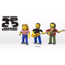 Set Simpsons Woo Hoo 25 The Whoo Loose Simpsons Neca