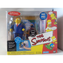 Los Simpson Alcalde Diamante Playmates