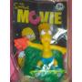 Simpson Movie Coleccion Burger King Juguete Muñeco Bolsa