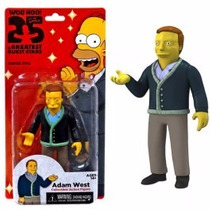 Simpsons Woo Hoo 25 Adam West Simpsons Neca
