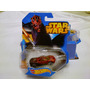 Star Wars Hot Wheels Limitados Auto De Darth Maul Exclusivo!