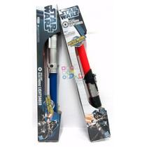 Sable Star Wars Espada Retráctil Luz Y Sonidos Hasbro - Mirá