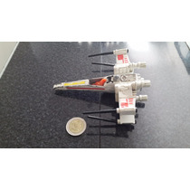 Nave X-wing // Star Wars // Vintage Retro // 1978 Coleccion
