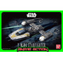 Y-wing Star Wars Fighter 1/72 Kit Bandai Anime Action Arg