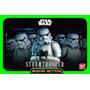 Storm Trooper Star Wars 1/12 Kit Bandai Anime Action