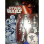 Starwars The Force Storm Trooper. Hasbro