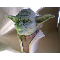 Busto Master Yoda (1 En 1) - Star Wars - Estilo Sideshow