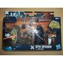 Star Wars Sith Speeder + Darth Maul + Droid Hasbro Lord Toys
