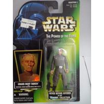 Star Wars Grand Moff Tarkin Nuevo Blister Kenner 69702 Raro