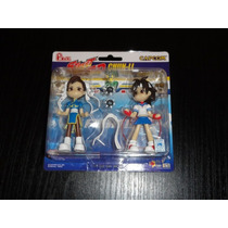 Street Fighter Chun Li Sakura Capcom Original Geek Figura Sf