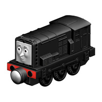 Thomas & Friends Diesel Locomotora Take-n-play Sin Blister