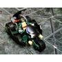 Muñeco Tortugas Ninja:raphael Con Vehículo-réplica Playmates