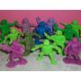 Tortuga Ninja Coleccion Figura Miniatura Muñeco Juguete