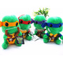 Tortugas Ninja Peluches Precio X Unidad