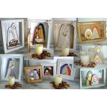 Pesebres Artesanales -sagrada Familia- Navidad- Nacimientos