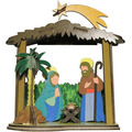 Pesebre - Navidad - Artesanías Calíope - Souvenir Regalo