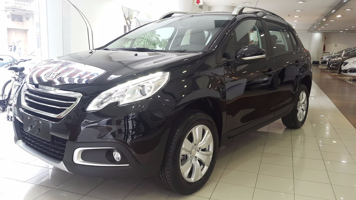 peugeot 2008 allure 1 6 nafta 208 2017 0km a o 2017 15 km en mercado libre. Black Bedroom Furniture Sets. Home Design Ideas