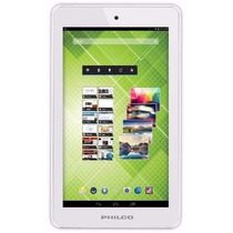 Tablet Philco 7p Quad-core Hdmi Doble Cám + Funda Ctas S/int