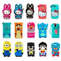 Fundas Animadas Iphone 4, Iphone 5 Iphone 6 Y 6 Plus