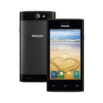 Celular Philips S309 4 Dual Core Cam 5mpx 512mb Ram Negro