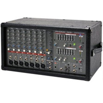 Consola Phonic 740 Plus 10 Canales / 800w Peak - 440w Rms
