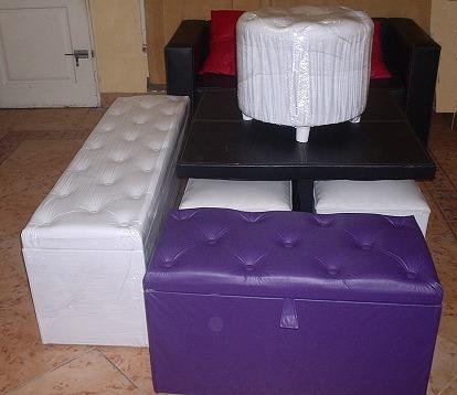 Banquetas para dormitorio: hanford fabrica de muebles ...