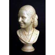 Evita - Eva Peron - Busto - Escultura Hiperrealista