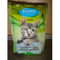 Silica 3.8 Litros Para Gatos Envios