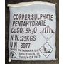 Sulfato De Cobre (ii) Pentahidratado X 25 Kg-prion Srl