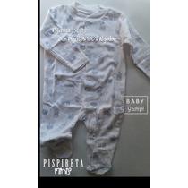 Pijama 100%algodon Body Osito Bebe Babyyamp! Oportunidad