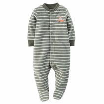 Pijamas De Micropolar Carters Para Varón. Pijamitas Polar