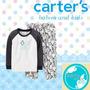 Carters Importado Pijama Micropolar Carters
