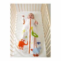 Ikea - Saco Dormir P/ Bebés Suecos 100% Algodón - Pömsig