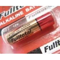 Pila A23 12v Full Total Alcalina Bateria Control Alarma