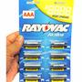 Pila Alcalina Rayovac Aaablister X 1 (precio X Unidad)