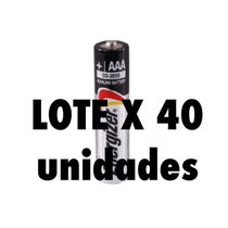Oferta 40 Pilas Energizer Triple Aaa Alcalinas X Mayor