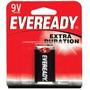 Bateria Everredy 9 Volt Extra Duracion